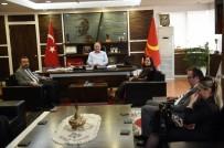 MEHMET ÇIFTÇI - Kastamonu Barosundan, Başkan Babaş'a Ziyaret