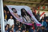 MURAT AYDEMIR - Kırşehirspor Yönetiminden Nevşehirspor Taraftarının Açtığı Pankarta Tepki