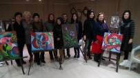 İRLANDA - Kütahyalı Ressamlar Eserlerini Eskişehir'de De Sergileyecek
