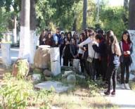 ATATÜRK EVİ - Mersin Emniyet Müdürlüğü'nden Lise Öğrencilerine Gezi