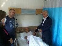 ADANA İL BAŞKANLIĞI - MHP Adana'dan Lösemi Hastalarına 'Moral' Ziyareti