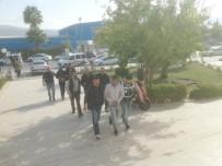 Milas'ta Cinayet Zanlısı Tutuklandı