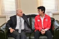 EĞİTİM KOMİSYONU - Milli Genç Okçu Samsun'da