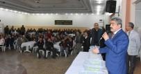 PAZARCI ESNAFI - Nazilli'de Pazarcı Esnafı Kurayla Yerlerini Belirledi