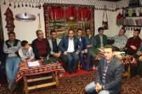 EBRU SANATı - Öğretmenlere Gençlik Merkezi Tanıtıldı