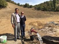 JEOLOJI - Pınarbaşı'nın Su Sıkıntısı Çözüldü
