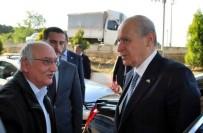 MEHMET ALI ÇAKıR - Salihli MHP'de Yeni Yönetim Belirlendi