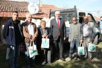 KABAK TATLıSı - Sultandere Köy'ünden Aşevi'ne 4 Ton Kabak Bağışı