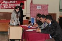 ÖĞRENCİ MECLİSİ - Sungurlu'da Öğrenci Meclis Başkanı Seçildi