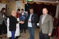 AHMET ÇAKıR - Tavşanlı'da Kan Bağışçılarına Madalya