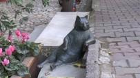 FENOMEN - Tombili'nin heykeli çalındı