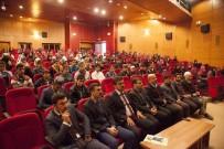 ERTUĞRUL GAZI - Ahlat'ta 'İmam Hatiplerin Misyonu Ve İlahiyatların Geleceği' Konferansı