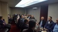 BILECIK MERKEZ - AK Parti Bilecik Merkez İlçe Teşkilatı Toplandı
