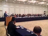 İZMİT KÖRFEZİ - Bakan Müezzinoğlu Japonya'da FETÖ'yü Anlattı
