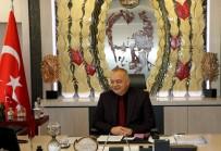 GÖKHAN KARAÇOBAN - Başkanlar Atatürk'ü Özlemle Andı