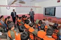 AMBALAJ ATIKLARI - Belediyeden Öğrencilere Çevre Bilinci Eğitimi
