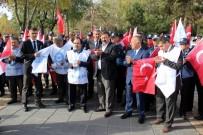 MEHMET KARAKAŞ - BEM-BİR-SEN'den 'Kötü Karakter Değil Zabıtayız-Bir Dünya Zabıta Gönüllüsü' Kampanyası