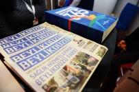 KITAP FUARı - Beylikdüzü Belediyesi Kitap Fuarı'ndan Canlı Yayın Yapacak