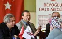 HALK MECLİSİ - Beyoğlu'nda Vatandaşlar Taleplerini Halk Meclislerinde Dile Getiriyor