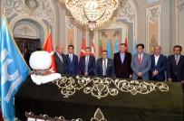 ERTUĞRUL GAZI - Bilecik Valisi Elban Belediye Başkanlarıyla Buluştu