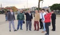 Burhaniye'de Sahil Güvenlik Karakolu İçin Görüşmeler Devam Ediyor