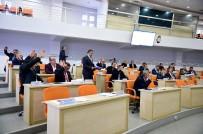 ÇOCUK PARKI - Büyükşehir Belediye Meclisi Kasım Ayı Toplantısı 1. Birleşimi Yapıldı
