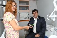 GÖZ MUAYENESİ - Büyükşehir Belediyesi, Kırsala Sağlık Hizmetleri Götürmeye Devam Ediyor