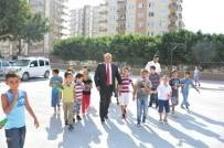 OKUL KIYAFETİ - Erdemli Belediyesi'nden 'Okuldan Yol Geçecek' İddialarına Yanıt