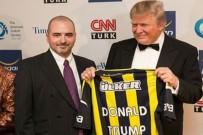 ABD BAŞKANI - Fenerbahçe Trump'ı tebrik etti