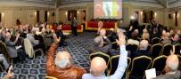 ERKEN SEÇİM - Galatasaray'da Divan Kurulu Tüzük Değişikliğini Konuştu