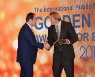 ALTıN KÜRE - Gaziosmanpaşa'ya Uluslararası 'Halkla İlişkiler' Ödülü