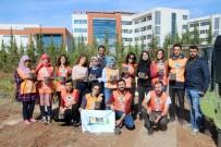 EROZYONLA MÜCADELE - Genç TEMA Topluluğu Tohumları Toprakla Buluşturdu