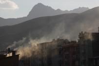 TERMİK SANTRAL - Hakkari'de Hava Kirliliği