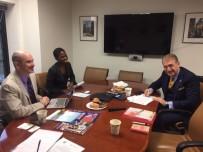 MUSTAFA AYDıN - İAÜ, Amerika'nın Saygın Üniversiteleriyle İşbirliği Anlaşmaları Yaptı
