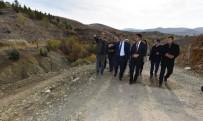 ŞELALE - İspendere İçmeleri Malatya'nın Ve Bölgenin Cazibe Merkezi Olacak