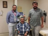 MEMORIAL - Kalp Kapakçığında Sorun Olan Bedensel Engelli Vatandaş, Ameliyatla Sağlığına Kavuştu