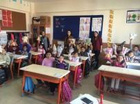 GÖLGE OYUNU - Köy Çocuklarının Kitap Ve Oyuncakları Büyükşehir'den