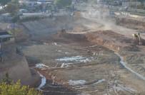 FUZULİ - Malatya'da Yer Altı Suları İnşaat Çalışmalarını Olumsuz Etkiliyor