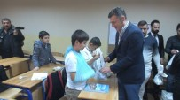 Marmarabirlik'ten Öğrencilere Zeytin