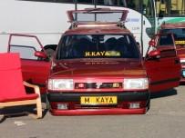 JOKER - Modifiye Araç Tutkunları Rize'de Buluştu