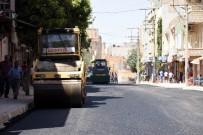 TANDOĞAN - Nusaybin İlçe Merkezine 45 Kilometre Yol Yapıldı
