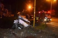 BOLAMAN - Ordu'da Trafik Kazası Açıklaması 3 Ölü, 4 Yaralı