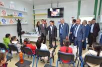 UĞUR POLAT - Polat Çocuk Trafik Ve Eğitim Parkını Gezdi