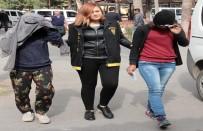 FUHUŞ SKANDALI - Fuhuş yapan genç kızlar: Baltayı taşa vurduk
