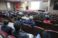 GIDA GÜVENLİĞİ - Şanlıurfa'da İklim Değişikliği Ve Tarım Etkileşimi Çalıştayı Düzenlendi
