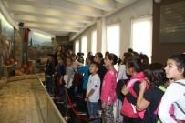 ÇANAKKALE ŞEHITLERI - Sarıgöllü Çocuklar Manisa'yı Tanıdı