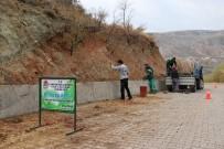 SARMAŞıK - Sarmaşıklar Çankırı'nın Boş Duvarlarını Süsleyecek
