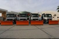YUSUF ALEMDAR - Serdivan Belediyesi Araç Filosunu Güçlendirdi