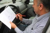FRANSıZCA - Taksicilere Ve Yolculara Kurallar, Boyama Kitabıyla Anlatılacak