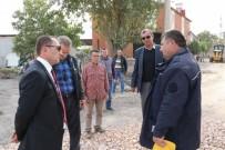ŞEBEKE HATTI - Tepecik Mahallesi Yenileniyor